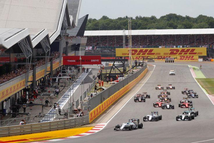 Le programme du Grand Prix de Grande Bretagne   f1only.fr