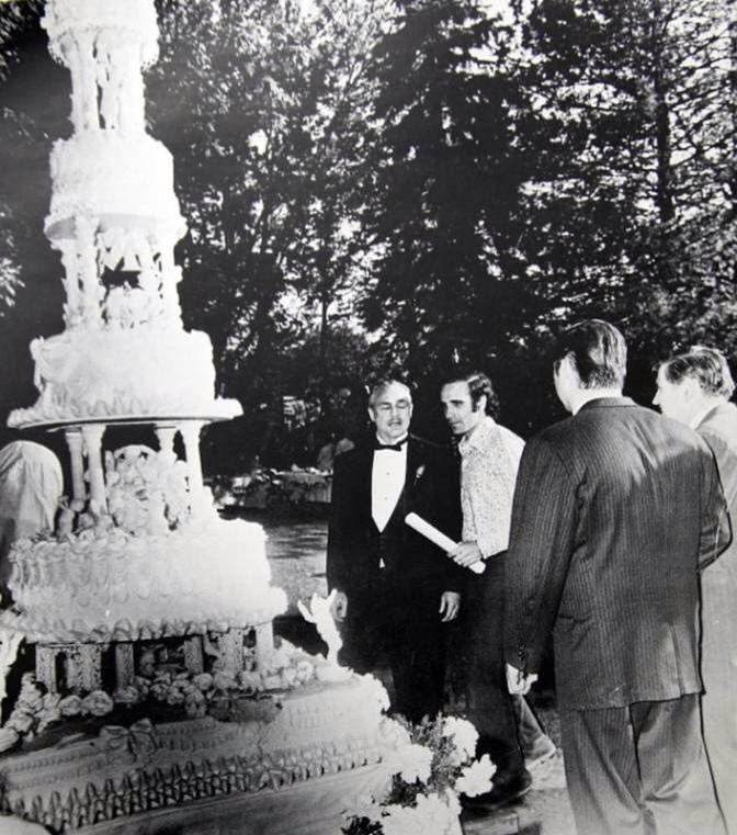 12 Best Godfather Wedding Cake Images On Pinterest Godfather - Godfather Wedding Cake