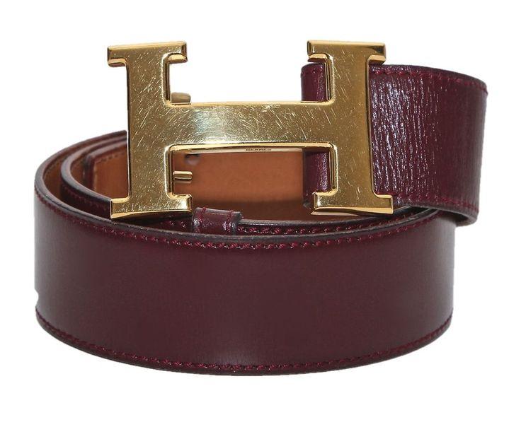 hermes belt women consignment