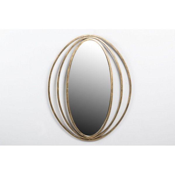 Cumpara online Oglinda GOLD METAL MIRROR 83x5x106 CM din categoria Oglinzi pe site-ul de mobila si decoratiuni Henderson.