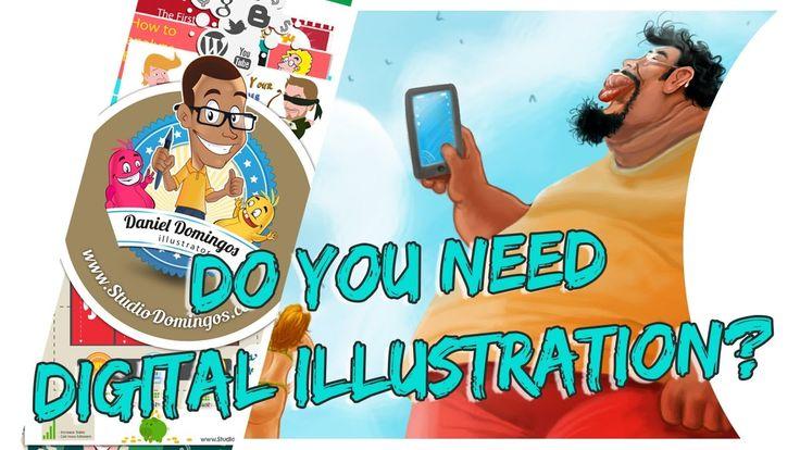 Do You Need Digital Illustration?