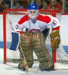 Steve Penney, Goalie  Montreal Canadiens