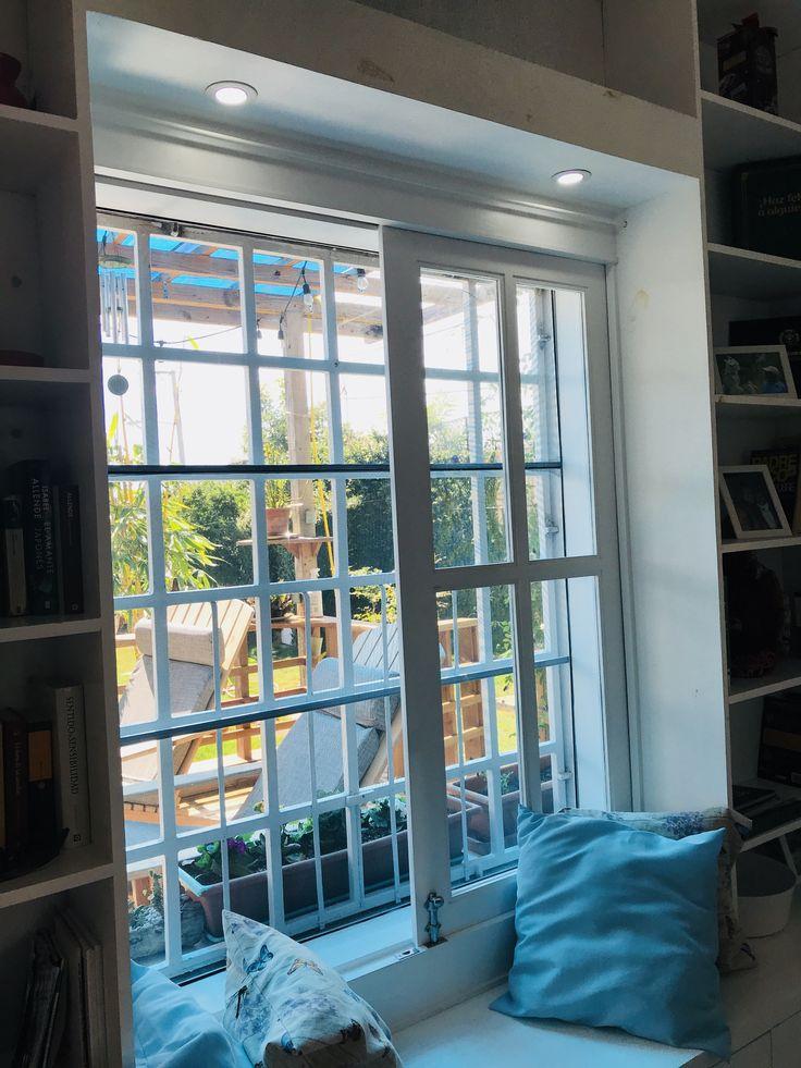 ventanas madera corredizas