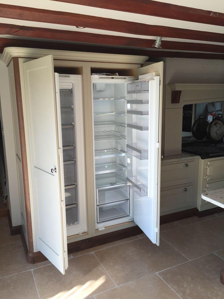 25 best ideas about integrated fridge on pinterest wine. Black Bedroom Furniture Sets. Home Design Ideas