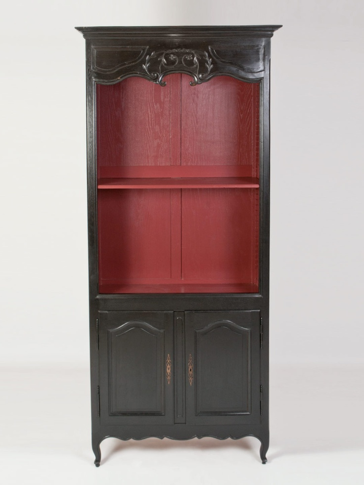 Pictures Of Furniture Painted Black