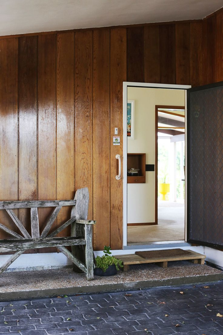#entranceway #vintagebench #styling by #placesandgraces