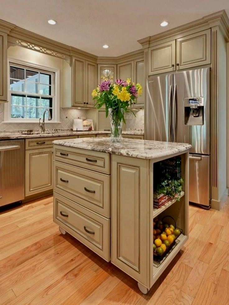 86 Awesome Small Kitchen Remodel Ideas Budget Kitchen Remodel Kitchen Cabinet Remodel Kitchen Remodel Small