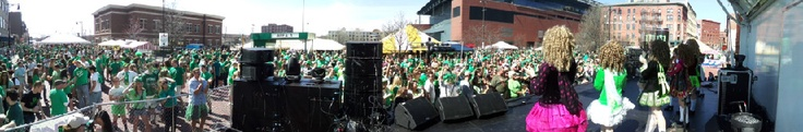 All things Irish in Michigan!  My home state.....