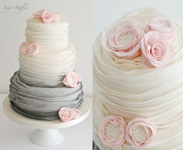 Sugar Ruffles, Elegant Wedding Cakes. Barrow in Furness and the ...