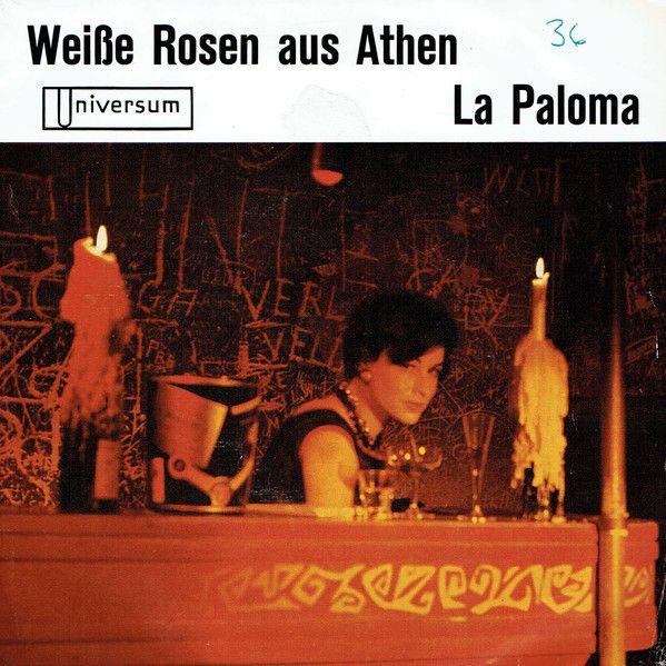Undine von Medvey, Ralf Paulsen - Weiße Rosen Aus Athen / La Paloma (Vinyl) at Discogs