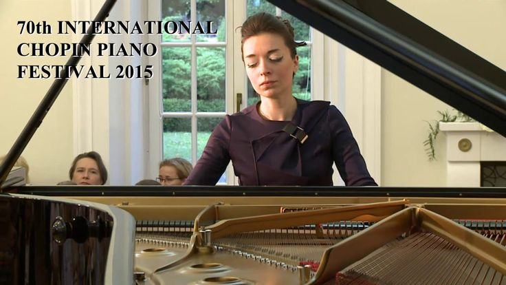 Yulianna Avdeeva - International Chopin Piano Festival 2015