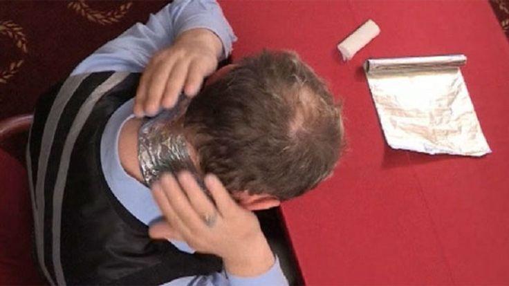 Алюминиевая фольга в народной медицине / Будьте здоровы