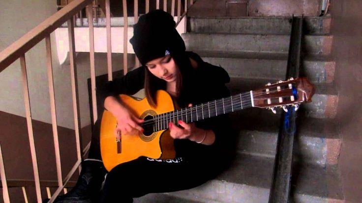 Гитара в руках виртуоза,волшебника Плейлист 55 видео