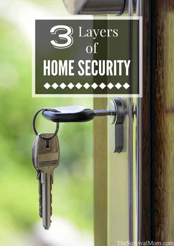 I thought good locks and maybe a security system was all I needed for my home. There's more to it than that -- and it's all pretty simple.