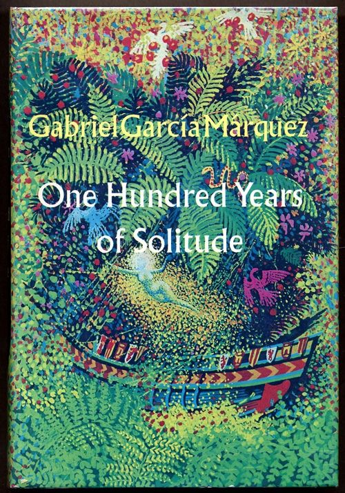 Gabriel Garcia Marquez: Hundert Jahre Einsamkeit (One Hundred Years of Solitude) 1967 LB 4.6