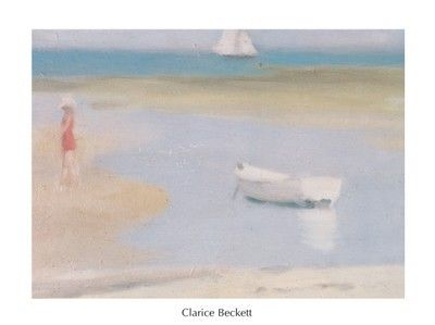 Low Tide - Clarice Beckett