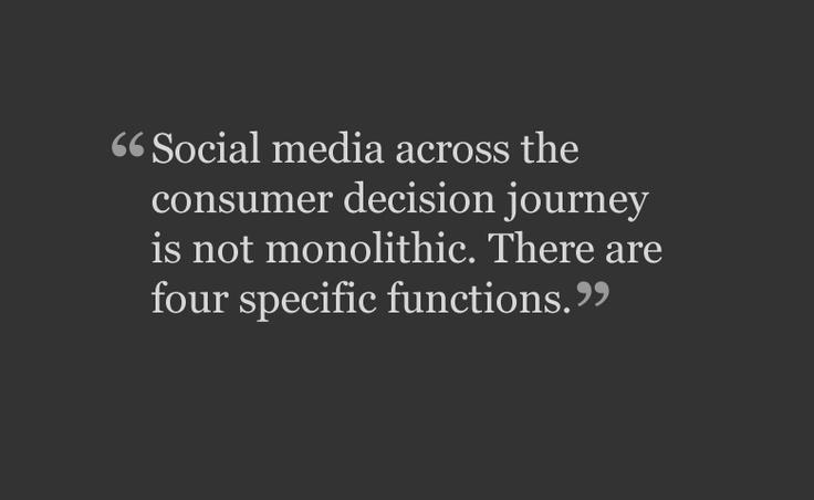 McKinsey & Company | A social journey