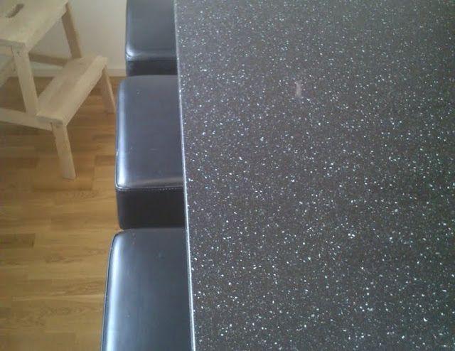 IKEA Hackers: Kitchen island - All ikea material- pragel black countertops