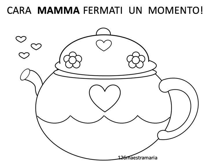 Disegno per la mamma