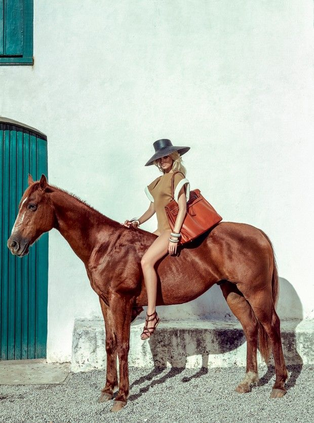 Candice Swanepoel (Foto: Zee Nunes)