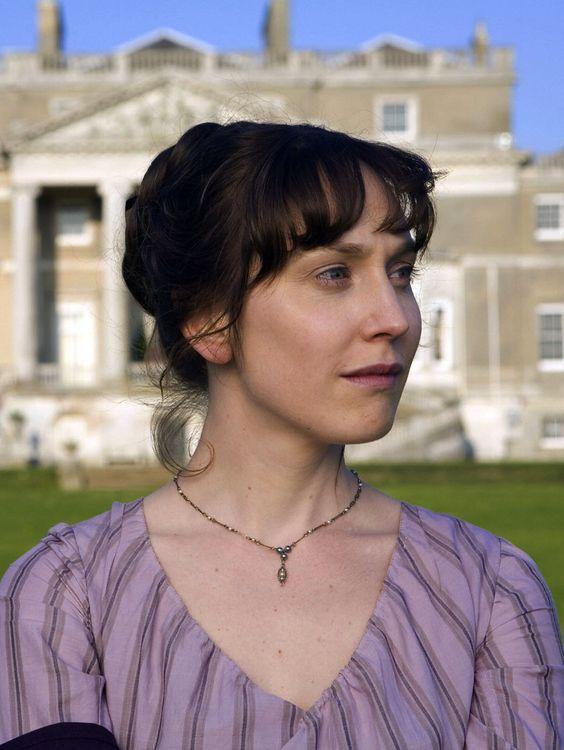Hattie Morahan as Elinor Dashwood in Jane Austen's Sense and Sensibility by John Alexander 2008