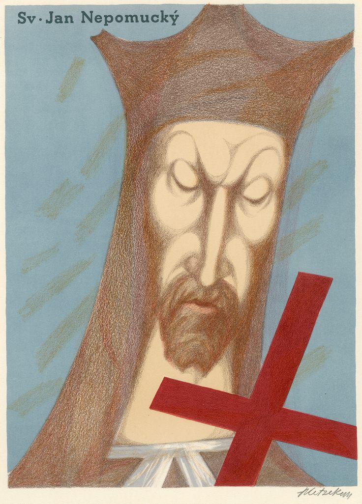 Svatý Jan Nepomucký (Saint John of Nepomuk)