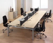 Bench Style desking