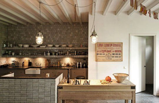 Moving Into the Barn:  Barn Conversions   Inspiration Roundup