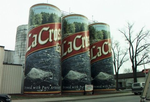 LaCrosse, WI ---  World's Largest Six Pack