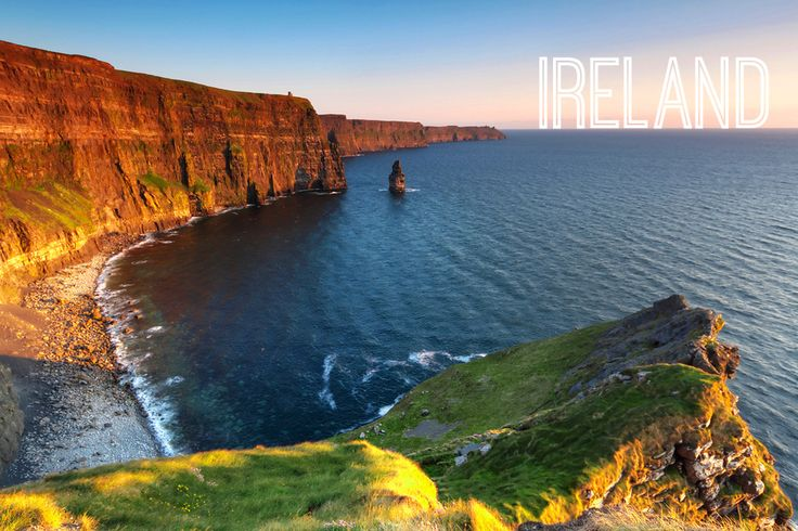 Cliffs of Moher and Others — Ireland | 21 Breathtaking Coastlines To Add To Your Bucket List
