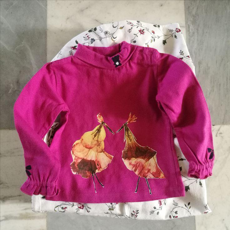 For a little #princess #cute #babyclothes #handmade #PressedFlowerArt #flowers #pink €15 +shipping  Per la vostra piccola principessa  Linea #baby #maglietta #neonata #rosa #regalo #amore #fattoamano #ArtigianatoItaliano #FioridelleDolomiti €15 +spedizione
