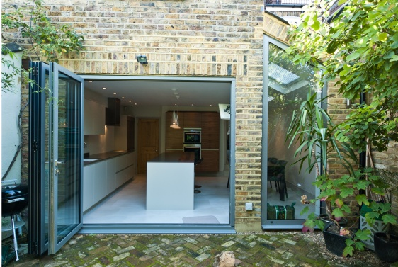 16 best images about reworking the victorian terrace on for Terrace extension ideas