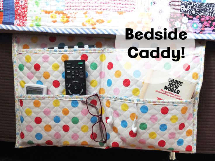Craft tutorial: the amazing gadget-gathering bedside caddy | Kidspot