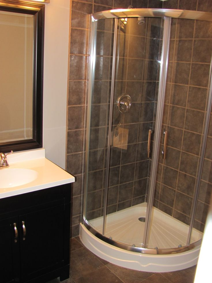 1000 Images About Basement Shower On Pinterest Black Tiles Basement Bathroom And Glass