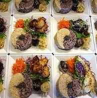 オーガニック弁当宅配の愛菜食堂がじゅま~るのMENUページです。 グルテンフリー、ムスリムフレンドリー、会議・接待弁当、お肉・お魚、オードブル、キッズのオーガニック弁当をご用意しております。