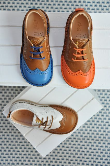 Oxford shoes for kids-love these!