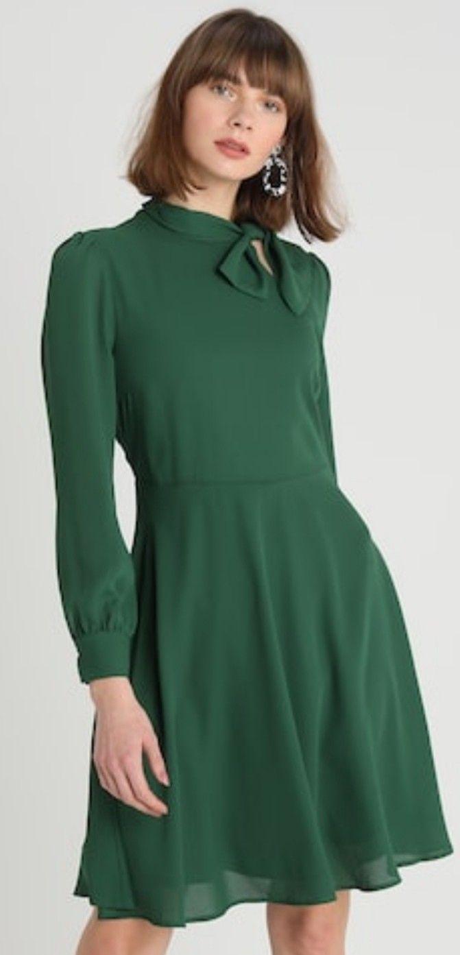 Freizeitkleid - dark green @ Zalando.de ...