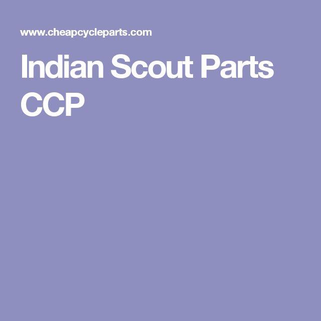 Indian Scout Parts CCP
