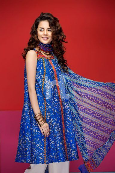 acfd24f6a3 Nishan Linen Spring Summer Collection 2018- Best Lawn Dresses to Wear