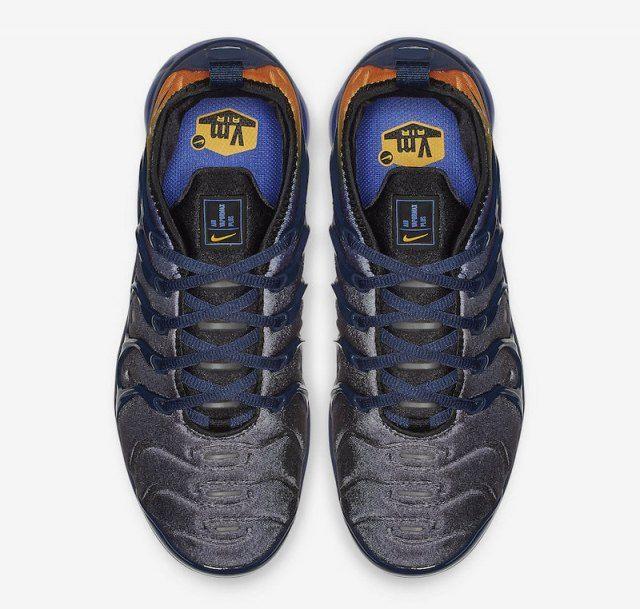 fa2f2516fb7 Nike Vapormax Plus Persian Violet Black Midnight Navy - AO4550 500 Men s  Running Shoes