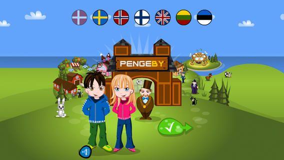 Nu er det skønne pc-spil Pengeby kommet som app til iPad. Mange børn i indskolingen spiller i forvejen pengeby, men nu er det også muligt på iPaden. Pengeby er et sjovt spil, hvor børn mellem 5-9 å…