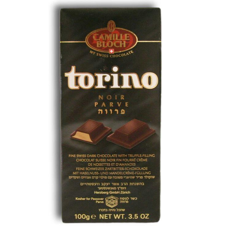 Torino Dark Chocolate Bar • Camille Bloch Swiss Chocolates • Dark & Milk Chocolate Bars • Bulk Chocolate • Oh! Nuts®