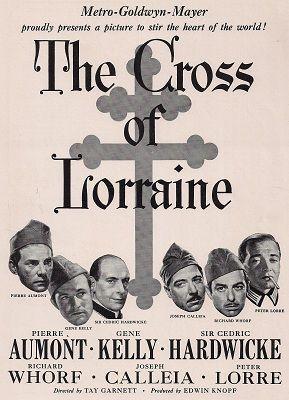 A CRUZ DE LORENA (Dublado) – 1943
