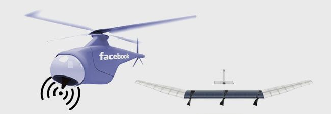 Test Sortie Completed by Facebook's Internet Delivery Drone