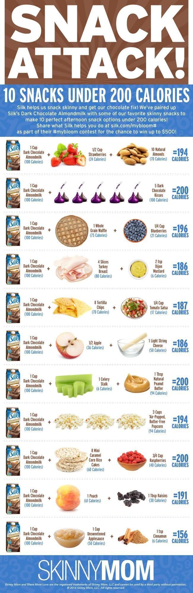 how to eat a lot but still be skinny