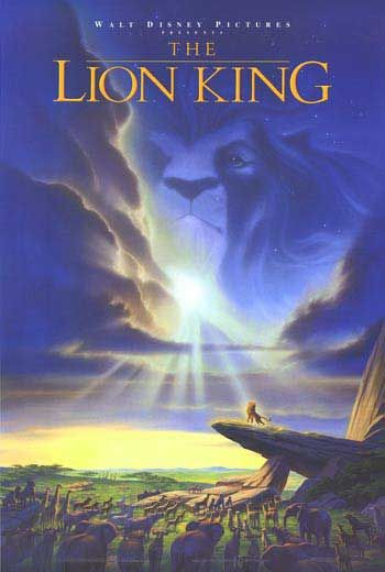 The Lion KingDisney Movies, Movie Posters, Disney Film, Walt Disney, No Worries, Picture-Black Posters, Lion Kings, Favorite Movie, Lion Cubs