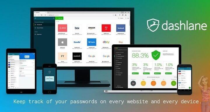 dashlane desktop app not opening