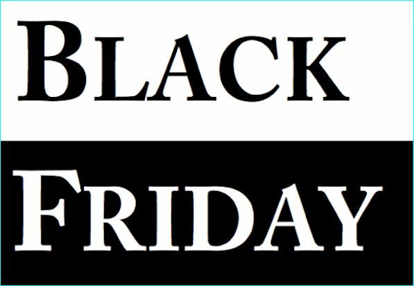 20 Black Friday Sales Posters