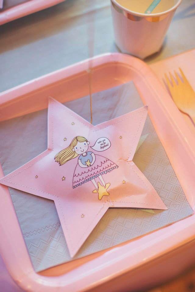 Little star.Kids table