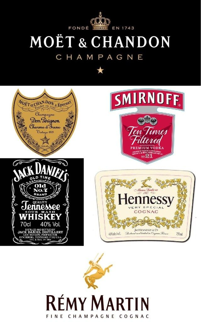 Blank Hennessy Label Template : blank, hennessy, label, template, Hennessy, Label, Template, DOWNLOAD, Bottle, Template,, Custom, Labels,, Templates